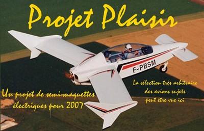'Projet Plaisir'