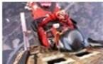 Parachutisme : le Finlandais volant !