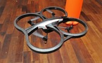 """AR Drone 2.0 Parrot : des sensations """"haute définition"""" !"""