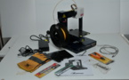Vidéo Test imprimante 3D UP 120