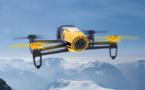 Bebop Drone Parrot : la vidéo officielle !