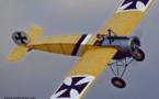 Vidéo Vol du Fokker E1 Eindekker