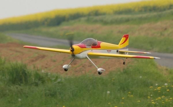 Sickle 46 : photos et crash test…