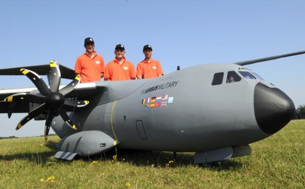 AIRBUS A400M (Présenté dans RC Pilot N°91 & 92)