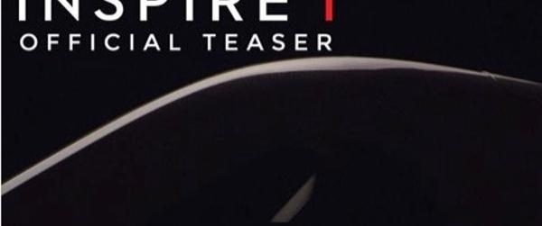 Teaser Inspire 1 DJI