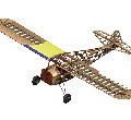 Rendu 3D de la structure du Taylorcraft