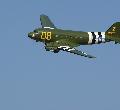 Le DC 3 Dakota en vol