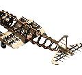 Rendu 3D du fuselage